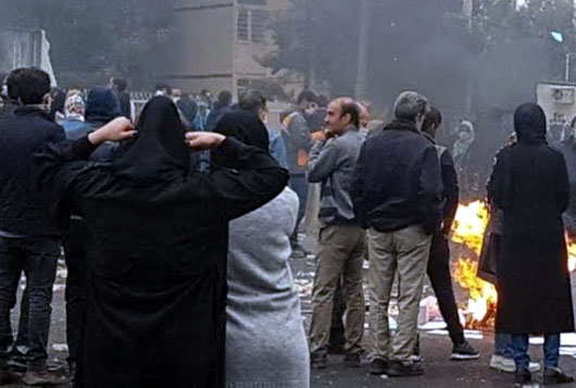 Report: Iran killed more than 300, committed 'shocking human rights violations' in November