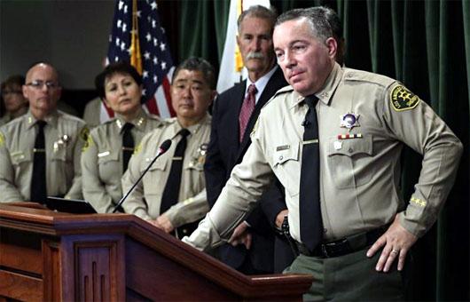 LA Sheriff challenges LeBron James to match reward in deputies' shooting