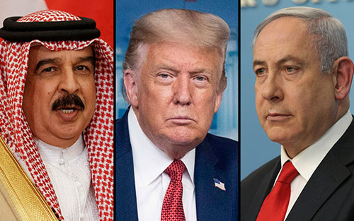 More Arab states warm to Israel after White House-brokered deal