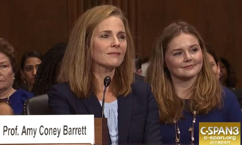 Left goes to anti-Catholic playbook as Barrett's name emerges as Ginsburg replacement