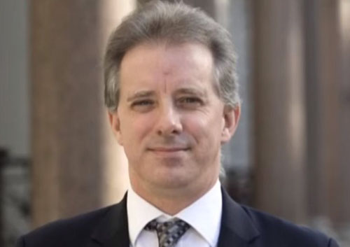Dossier author's libel trial in London was all about the U.S. plot to topple President-elect Trump