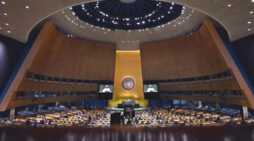 UN General Assembly opens — without live sessions and debate about its covid role
