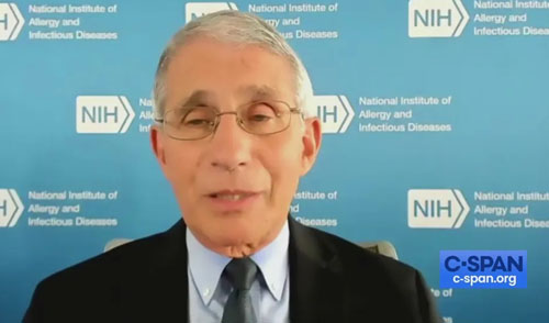New journal article reveals Dr. Fauci's prescription for changing human behavior worldwide