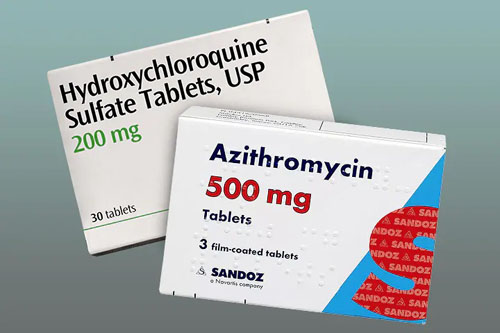 Effectiveness of hydroxychloroquine was hiding in plain sight
