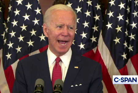 Biden vows to 'take on the NRA', re-institute assault weapons ban