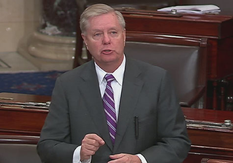 Graham: GOP has votes to confirm Ginsburg replacement before election