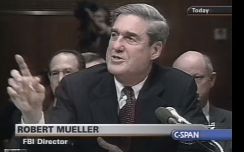 September 11 Flashback: Mueller led U.S. efforts to cover up Saudis' role in 9-11 attacks