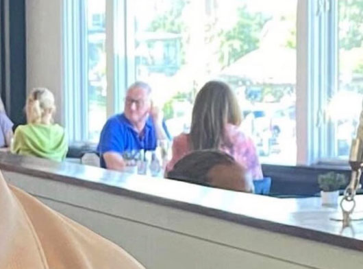 Philly mayor who banned indoor dining … caught dining indoors