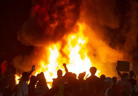 'Anarchist jurisdictions': DOJ targets NYC, Portland, Seattle for defunding