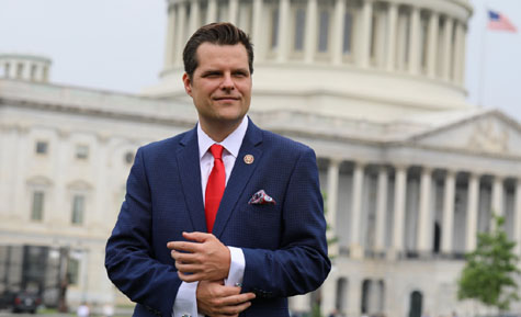 Rep. Gaetz calls for criminal probe into Bloomberg's paying off felons' fines