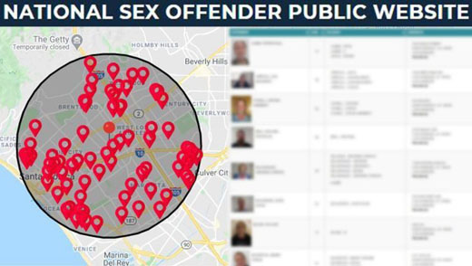 National outrage growing over California's sex offender law