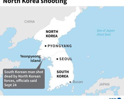 A North Korean horror show shocks South