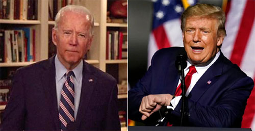 Biden's handlers put 'lid' on campaign before noon 7 times in 14 days