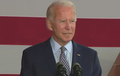 Let's help Joe Biden answer his question: 'Do I look like a radical socialist'?
