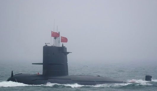 Chinese military's rising red tide can no longer be ignored