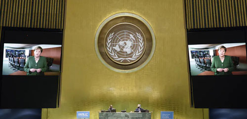 Covid crisis clouds United Nations Assembly