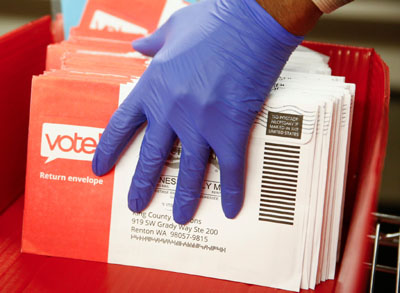 Federal lawsuit in Pennsylvania to challenge mail-in ballot rulings
