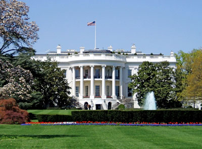 Anti-capitalists vow to 'lay siege' to the White House for 50 days