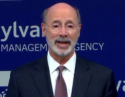 Judge rules Pennsylvania governor's covid lockdown orders unconstitutional
