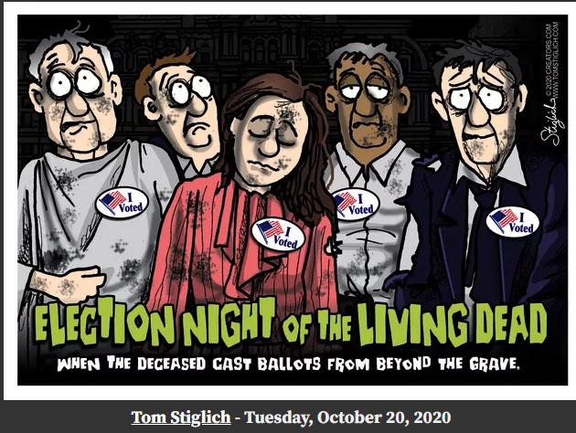 Feeling disenfranchised? Shake it off and vote, vote, vote