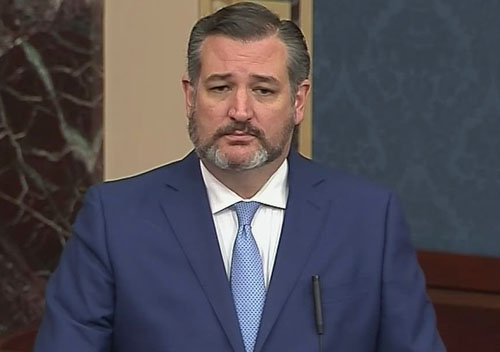 Sen. Cruz: Big tech censorship is 'single greatest threat to democracy in America today'