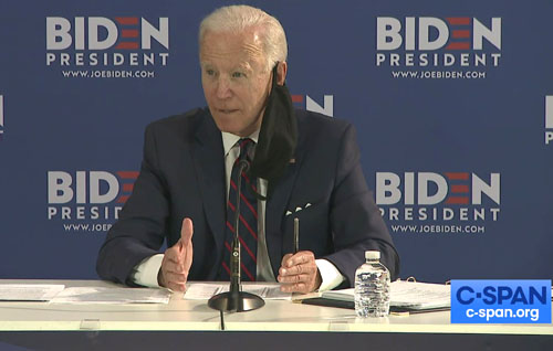 'Dark Winter': Biden set to usher in era of fear, lockdowns, high taxes and strangling regulations