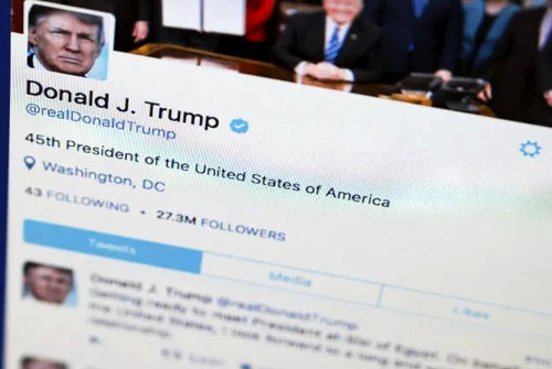 Silicon Valley and the 2020 election: Trump censored 65 times; Biden 0