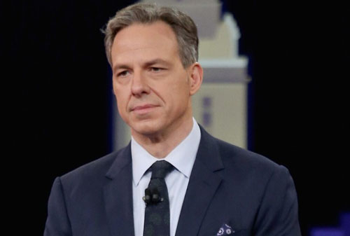 CNN's Jake Tapper: Women can't debate because they're women