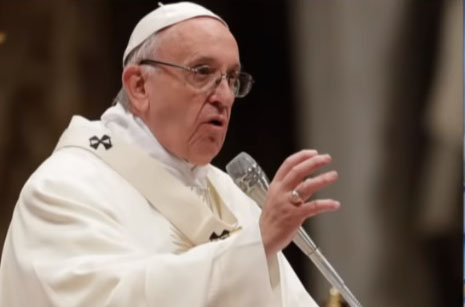 Pope Francis takes sides in Culture War, endorses same-sex civil unions