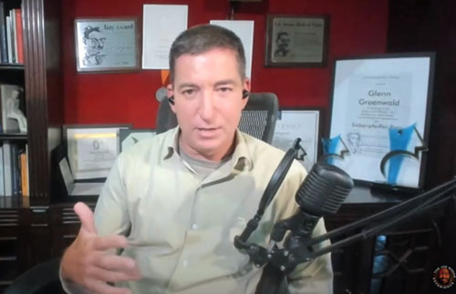 Greenwald on media and Biden family story: 'Complete corruption of the journalistic function'