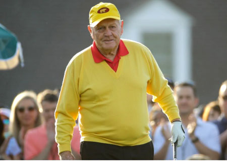 Golfing great Jack Nicklaus comes out for Trump over 'socialist America'