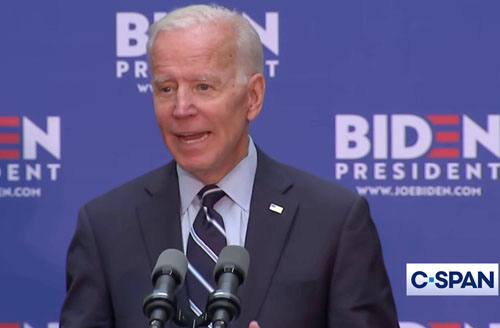 As vice president, Biden wanted to reduce deficit by cutting Social Security