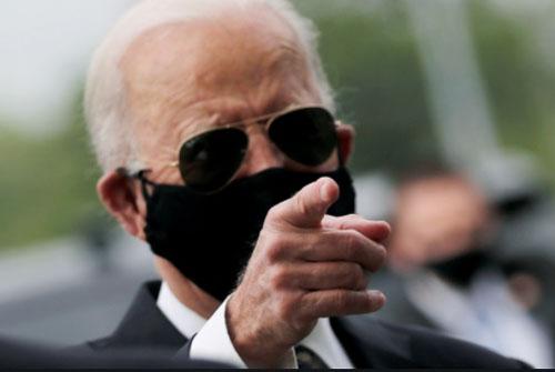 Permanent 'Dark Winter': Joe Biden preparing to lock down the nation