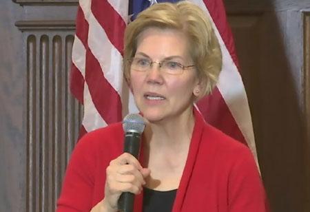 Report: Elizabeth Warren sets sights on Treasury Secretary