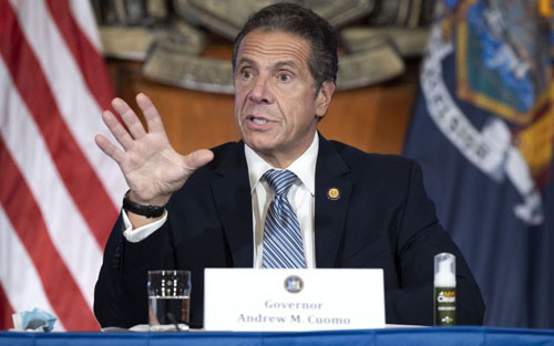 Cuomo admits lockdown order targeting NY Jews was a 'fear' based response
