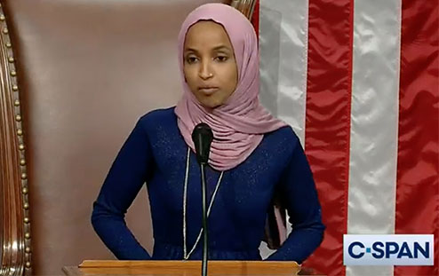 Ilhan Omar: Progressives will push Biden to enact Green New Deal and ban fracking