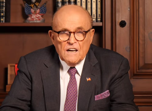 Giuliani goes scorched earth, says Joe Biden partnered with Chinese communists for $30M
