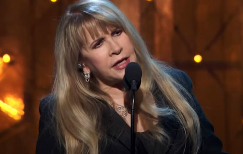 Phone home? Stevie Nicks ready to leave the planet if Trump wins again