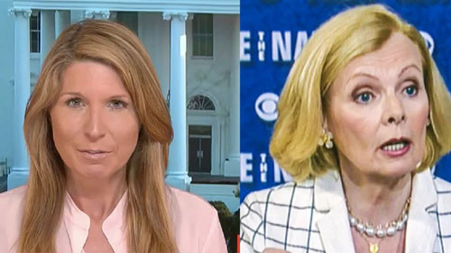 MSNBC's Nicolle Wallace: Conservative white women should keep their mouth shut