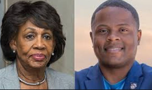 Maxine's mansion: GOP challenger says Rep. Waters doesn't even live here; 'District is in ruins'