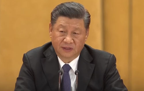 Xi warns 'invaders': People of China 'are not to be trifled with'