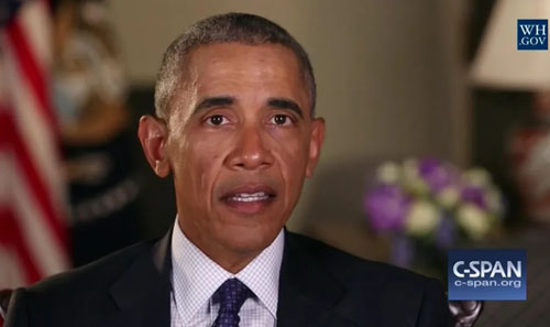 Obama blames alternative media for misleading heartland Americans