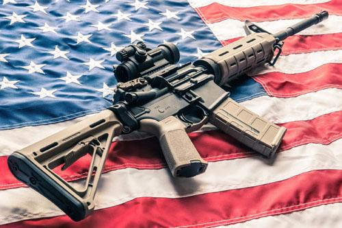 Thank you Joe Biden: FBI stats for annual gun sales break record 2 months before year's end