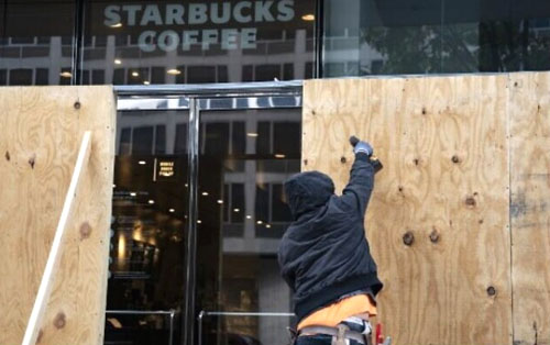 Cities bracing for election violence 'all the proof you need' that leftists shouldn't be given power