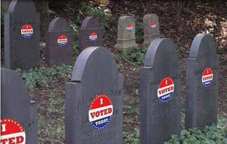I see dead voters? Michigan's Democrat secretary of state sent absentee ballot to man born in 1850