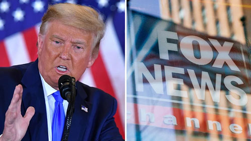 Report: Trump considering digital empire where he 'plans to wreck Fox'