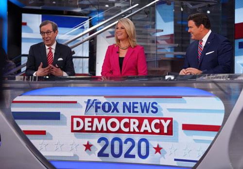 Bye-bye Fox News
