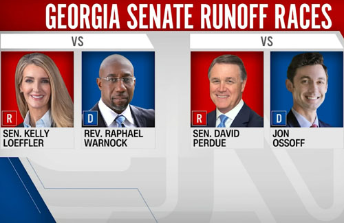 Encouraging felonies? Left urges Democrats to move to Georgia to vote in Senate runoffs