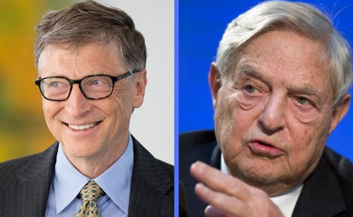 Seriously: Soros, Gates certify Georgia's 'first statewide audit'
