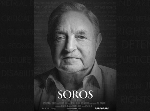 The 'truth' about Soros? Epstein, Clinton, Obama and Gates tied to new 'documentary'